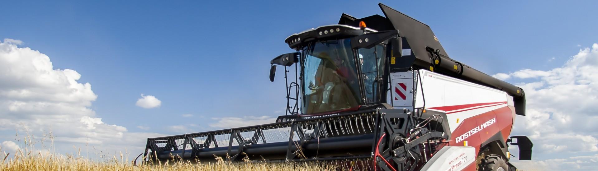 Predaj poľnohospodárskej techniky