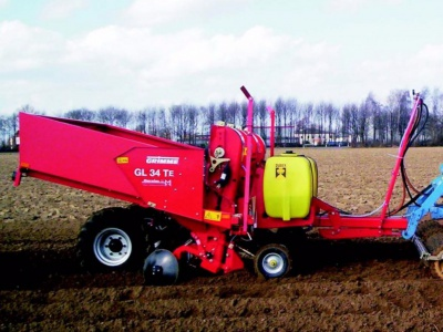 Grimme GL 34 TE